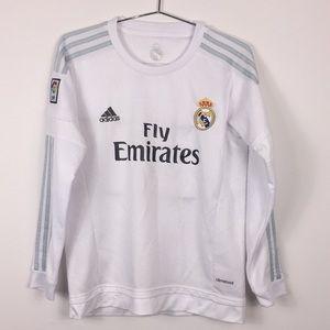 Adidas boys large  jersey Real Madrid Ronaldo
